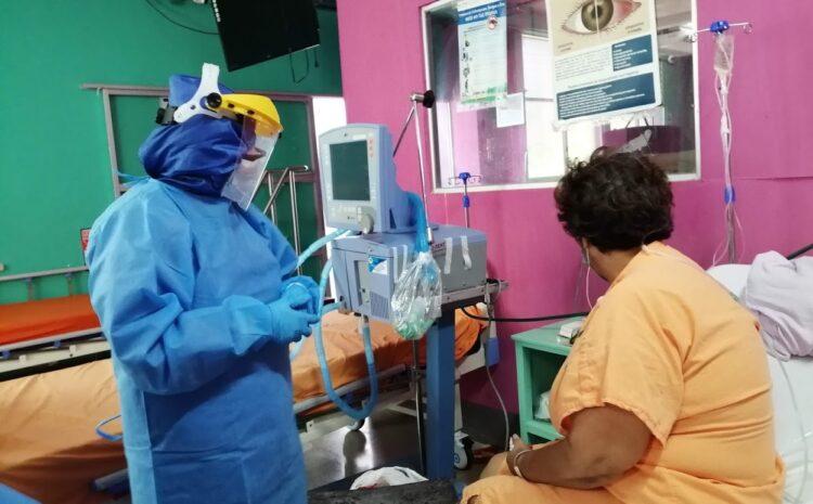 Salud reporta 2 mil 731 casos nuevos de COVID-19 en las últimas 24 horas