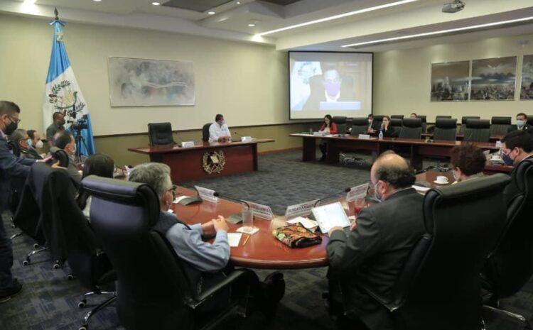 Vicepresidente Guillermo Castillo si participó del Consejo de Ministros