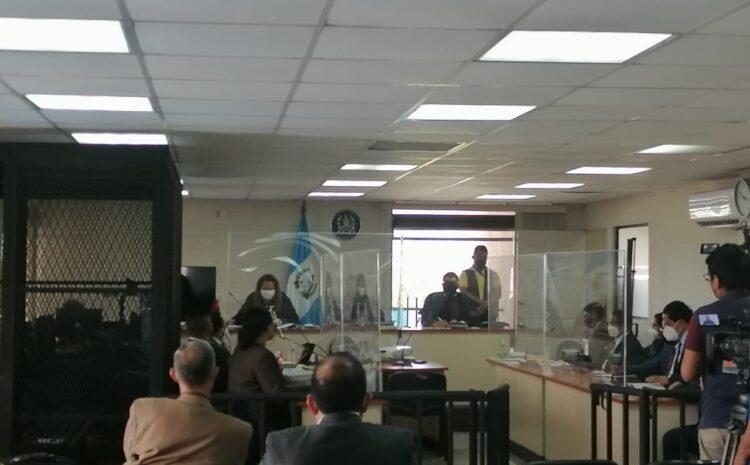 Caso Siekavizza: Tribunal otorga criterio de oportunidad planteado por el MP a Ofelia de León y Óscar Celada