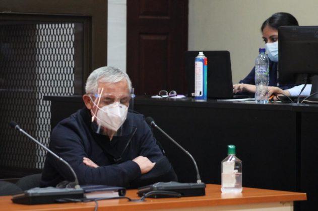 Juez Gálvez niega arresto domiciliario a expresidente Otto Pérez Molina