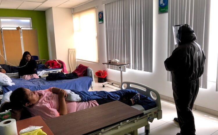 Salud declara alerta roja por aumento de casos de COVID-19 y saturación de hospitales
