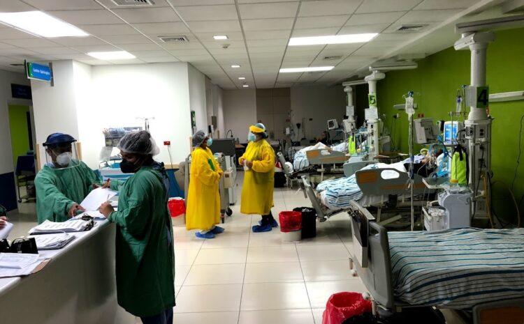 Guatemala registra 37 fallecidos más por COVID-19