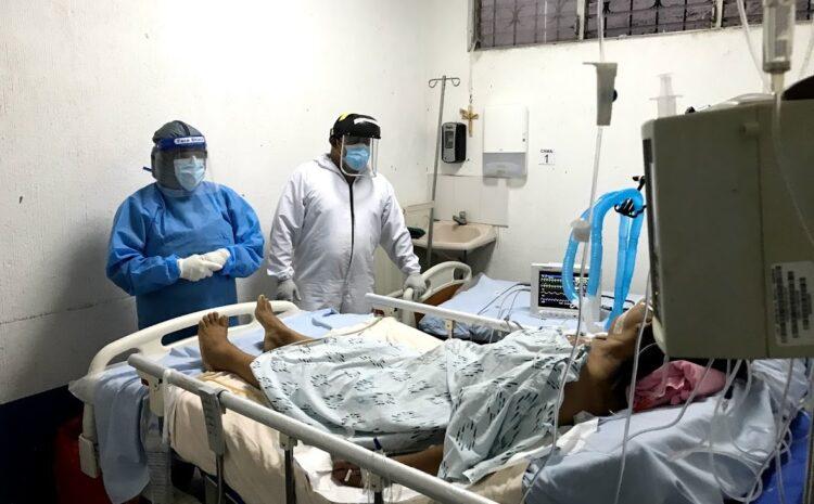 Salud reporta 23 mil 444 casos activos de COVID-19