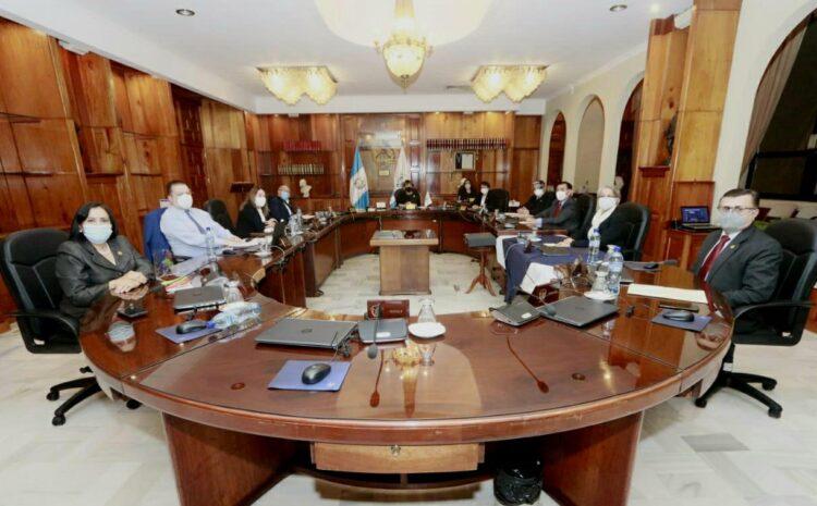 Comisiones Paralelas 2020: FECI presenta 10 antejuicios contra Magistrados de CSJ, CC y TSE