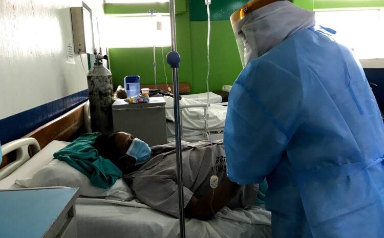 Hasta la fecha se han reportado 595 mil 067 casos de COVID-19, según Salud