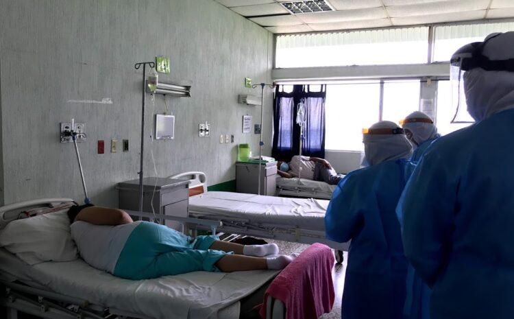 Salud reporta más de 3 mil casos nuevos de COVID-19 y dos fallecidos en las últimas 24 horas