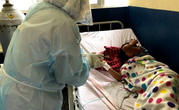 Salud reporta 1 mil 967 casos de COVID-19 en las últimas 24 horas