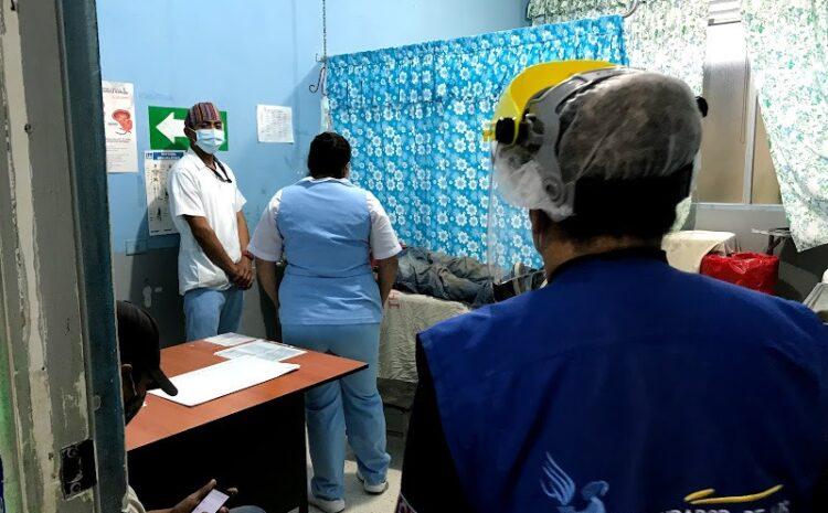 PDH declara violación al derecho de la salud y responsabiliza a la Ministra de Salud