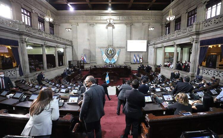 Segundo período del Congreso concluye sin elección de Cortes