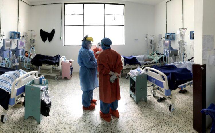 Guatemala supera los 10 mil fallecidos por COVID-19
