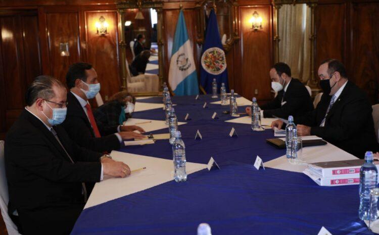 Pacto Ciudadano: El Gobierno quiere engañar a la OEA