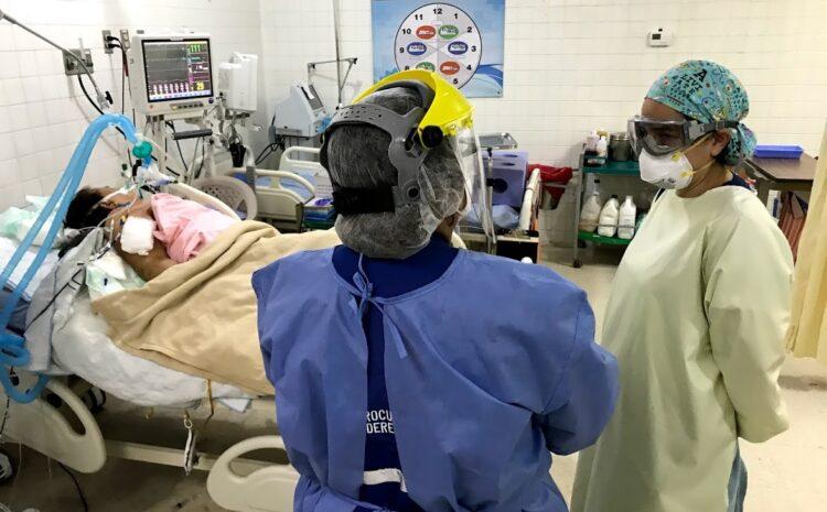 Salud reporta 2 mil 785 nuevos casos de COVID-19 en las últimas 24 horas