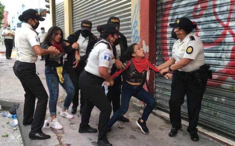 Organizaciones solicitan visita de la CIDH para verificar violación a los Derechos Humanos en Guatemala