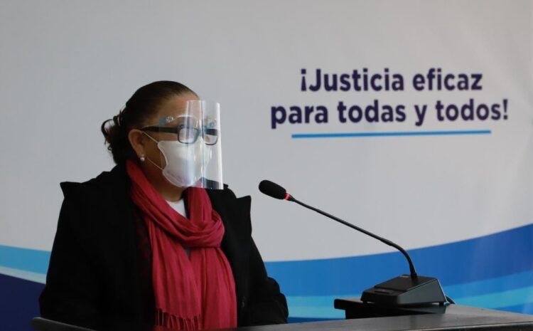 MP asegura que señalamientos como corruptos de Consuelo Porras y Ángel Pineda son falsos y sin fundamentos