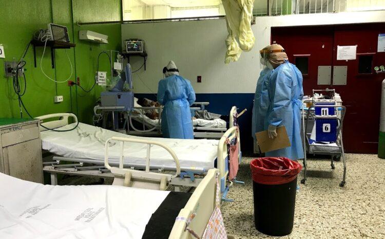 Guatemala registra más de 4 mil nuevos casos de COVID-19 en las últimas 24 horas