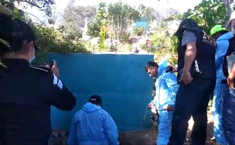 MP continua con exhumaciones por caso Siekavizza, esta vez en cementerios de Baja Verapaz