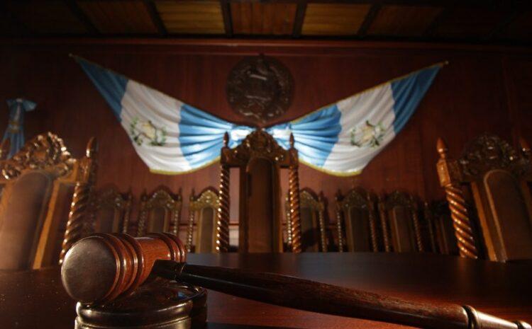 Cinco Magistrados titulares de la CC y dos suplentes conocerán inconstitucionalidad contra FECI