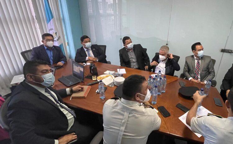 Autoridades se preparan por el ingreso de nueva caravana de migrantes