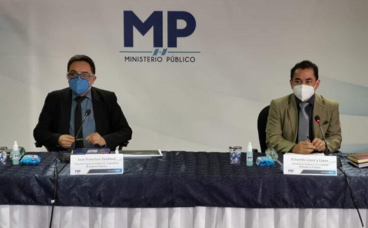 Caso Comisiones Paralelas 2020: Operadores políticos y comisionados buscaban inmunidad a cambio de impunidad