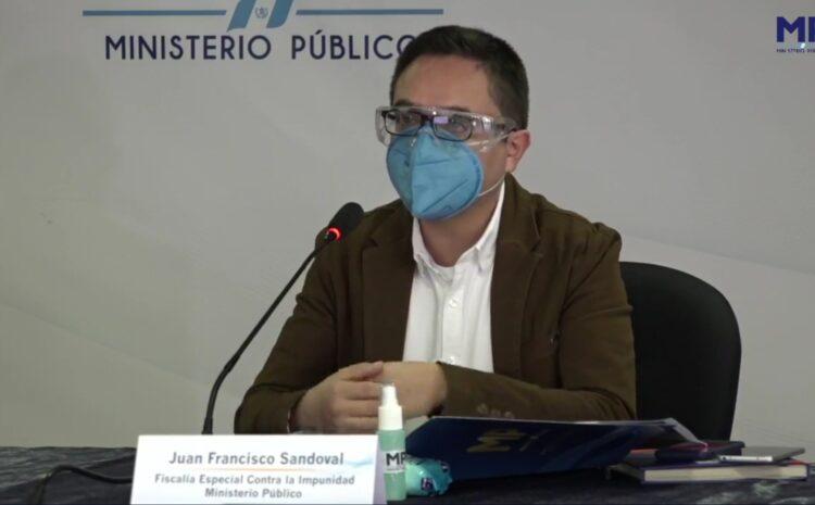 FECI revela nuevo caso «Autoridades al servicio del crimen» que involucra a agentes de la PNC
