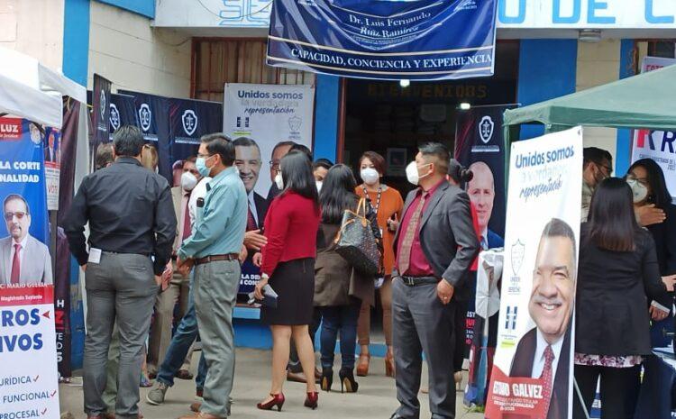 CANG suspende segunda vuelta de elecciones para Magistrados de la CC