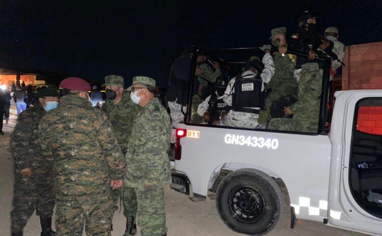 Gobierno pide una investigación profunda por muerte de Elbin Mazariegos en manos de militares mexicanos