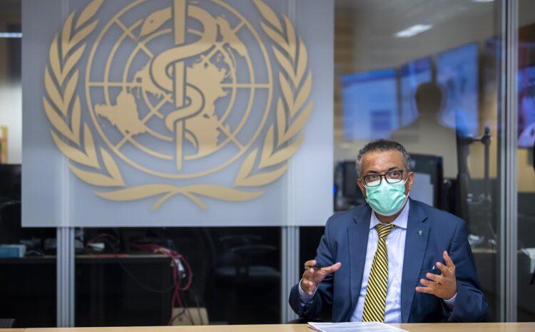 OMS: «los países del G20 tienen los medios necesarios para vacunar al mundo»