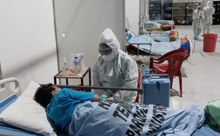 Salud reporta 3 mil 275 casos nuevos de COVID-19, aún siguen pendientes los datos de las últimas 24 horas