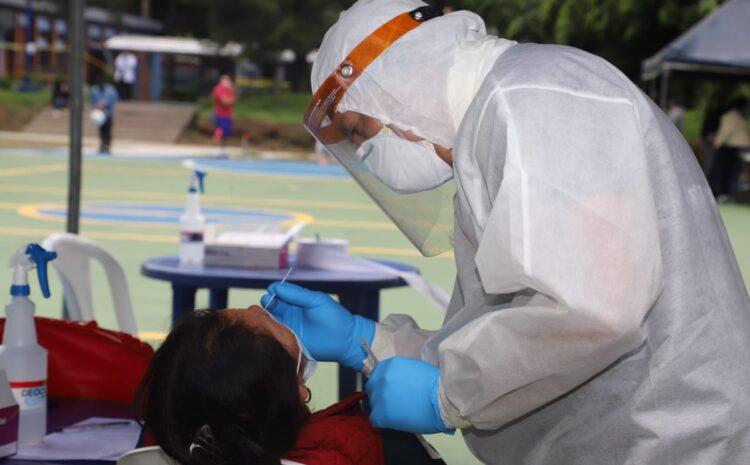 Guatemala suma 34 fallecidos más por COVID-19
