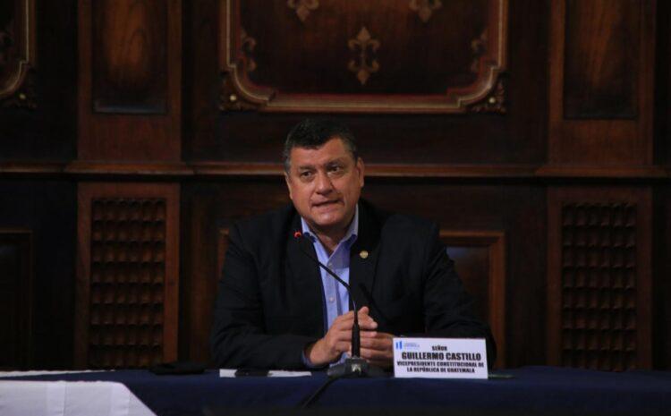 Castillo: Es importante que el Gobierno facilite el ingreso de vacunas al país