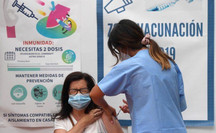 La UE supera a EEUU en el porcentaje de vacunados con la primera dosis anticovid