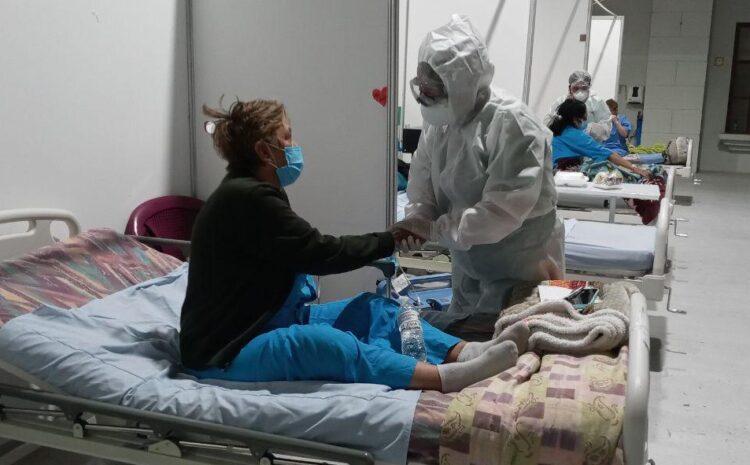 Salud reporta 2 mil 855 casos de COVID-19 en las últimas 24 horas