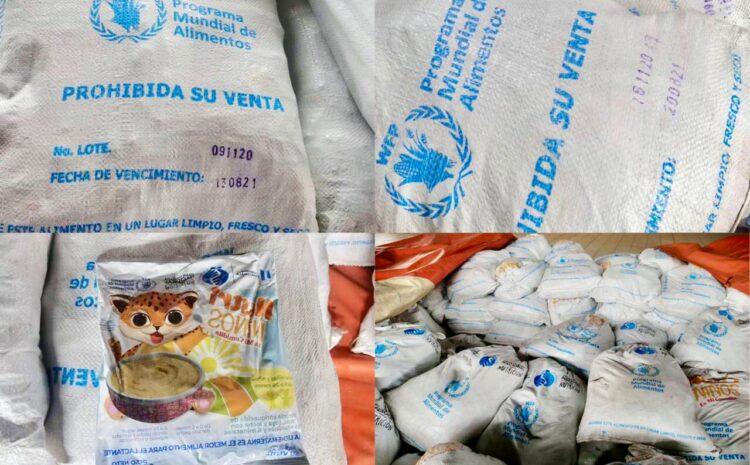 PDH abrirá expediente por más de 8 mil bolsas de alimento fortificado por vencer que no fue entregado en Quiché