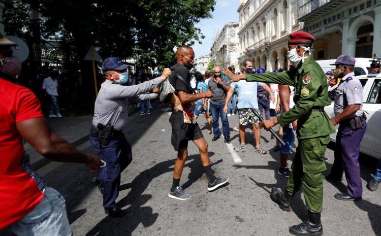 EE.UU. impondrá hoy sanciones a funcionarios cubanos por las protestas
