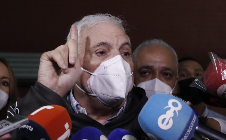 Arranca el juicio contra el expresidente panameño Martinelli por espionaje