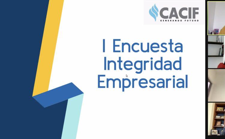 Sector Empresarial verifica políticas de transparencia en el sector privado