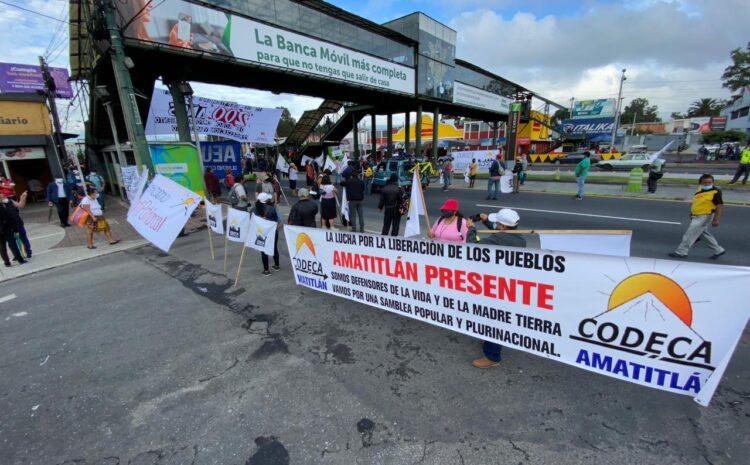 Sector empresarial rechaza los bloqueos realizados por Codeca