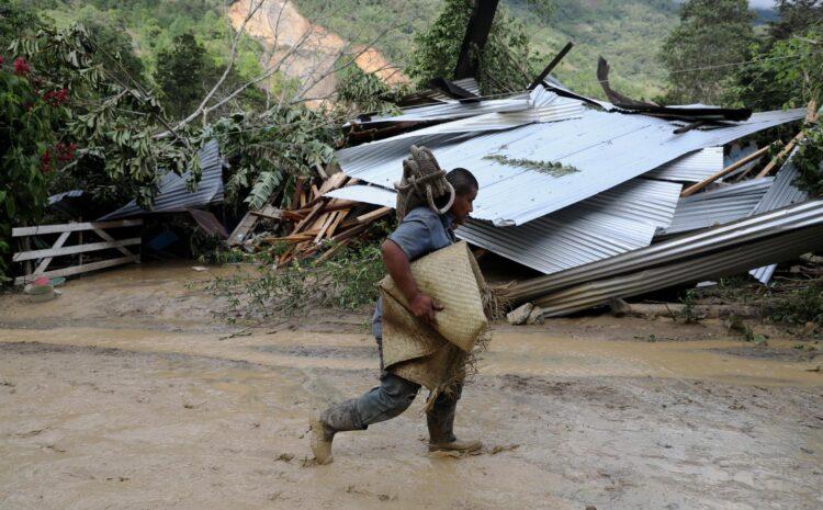 Guatemala registra 27 muertos y más de 1,36 millones de afectados por lluvias