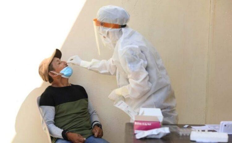 Salud reporta 3 mil 879 casos nuevos de COVID-19 en las últimas 24 horas