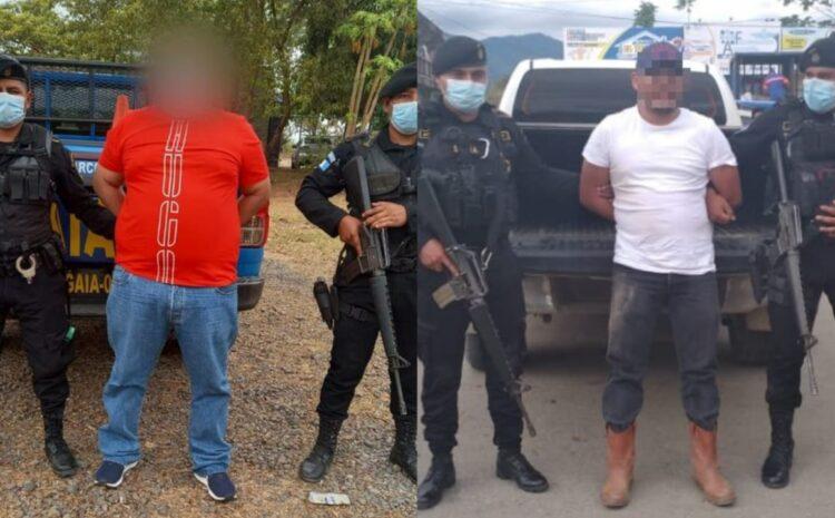 Autoridades entregan a dos extraditables a EE.UU. acusados de narcotráfico