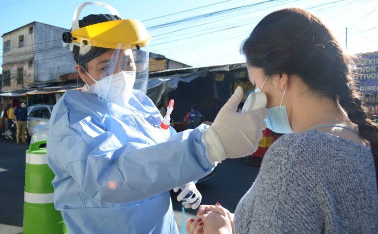 Salud reporta 5 mil 171 nuevos casos de COVID-19