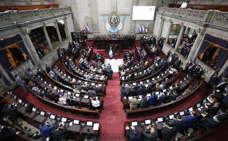 Junta Directiva del Congreso vuelve a ser cooptada por la alianza oficialista