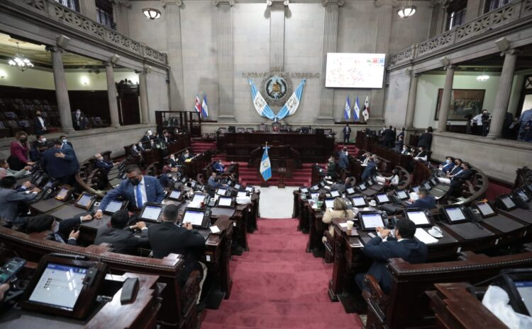 Congreso aprueba Estado de Sitio en El Estor, Izabal