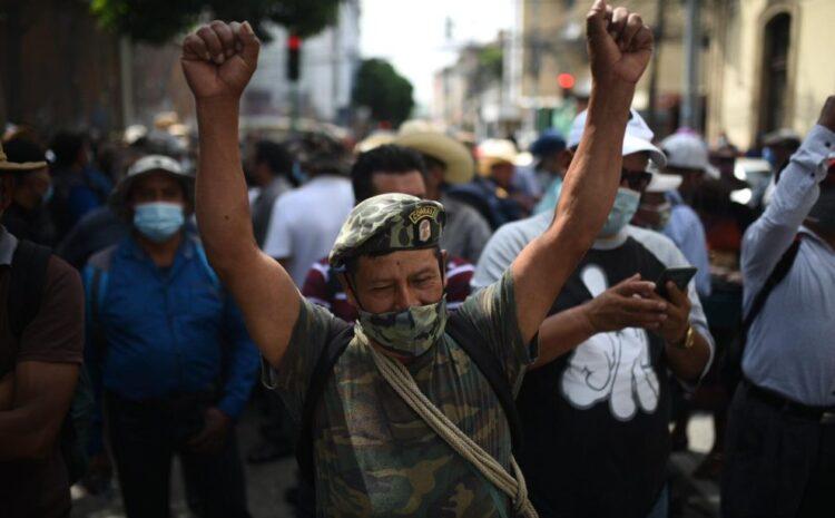 PNC advierte a sus elementos de actos violentos y ataques por parte de exmilitares