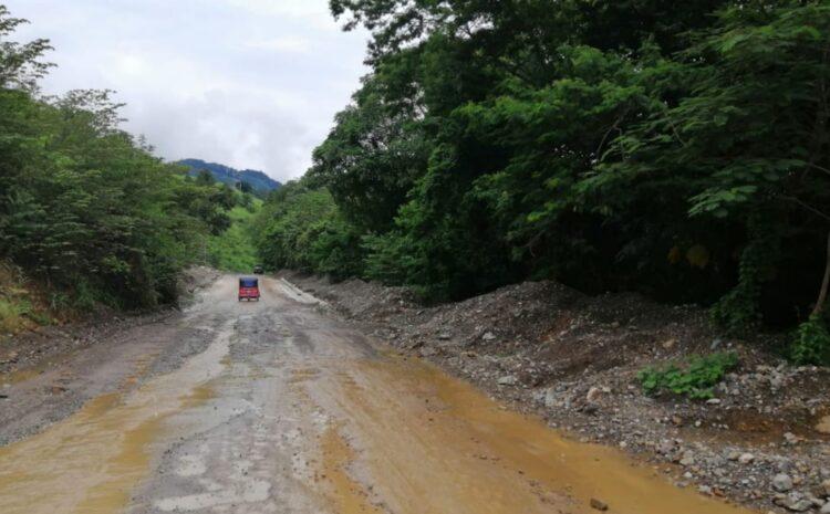 Conred reporta 14 mil 800 personas afectadas por lluvias en Huehuetenango y Alta Verapaz