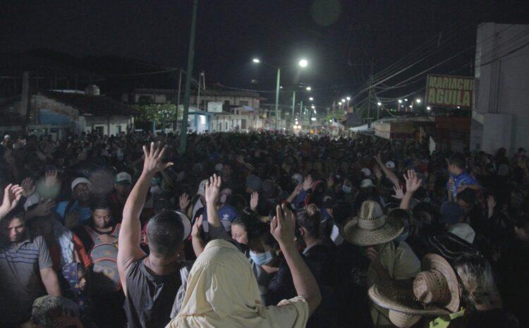 El Gobierno de México actuará con «prudencia» ante la nueva caravana migrante