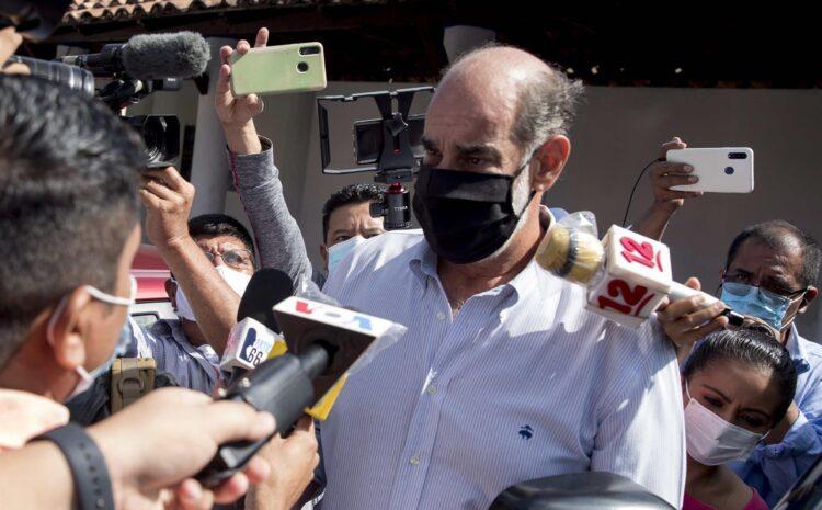 La Policía arresta al presidente y al vicepresidente de una patronal de Nicaragua