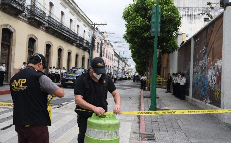 Guatemala acusa a manifestantes de terrorismo y crecen las dudas por la protesta