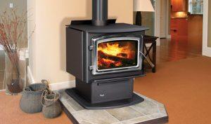 heating stove