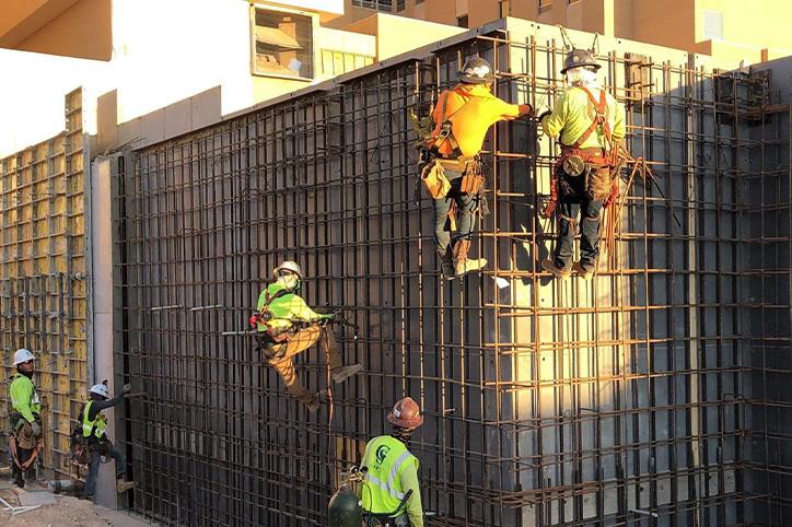 Steel Reinforced Concrete